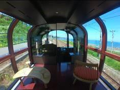 絶景 旅 鉄道 新 の