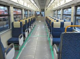 新造ディーゼル車(ET122)を公開しました | えちごトキめき鉄道株式会社